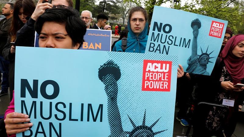 Trump Travel ban Extension,