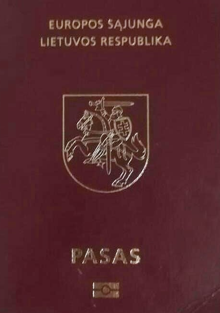 Buy Lithuanian Passport Online