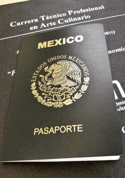 Buy Mexican Passport Online