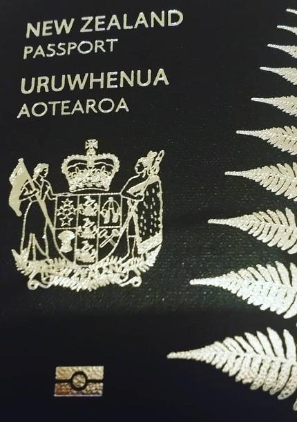 Buy New-Zealand Passport Online