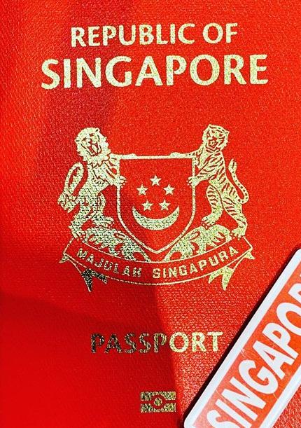 Buy Singapore Passports