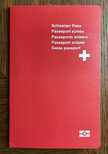 Buy Swiss Passports