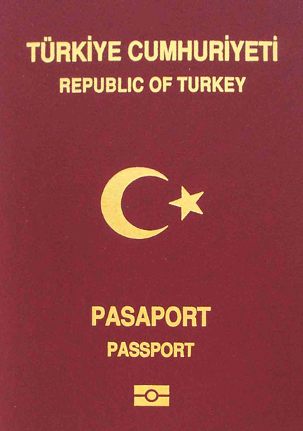 Buy Turkish Passports