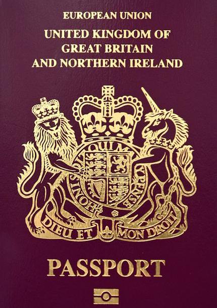 Buy UK Passports