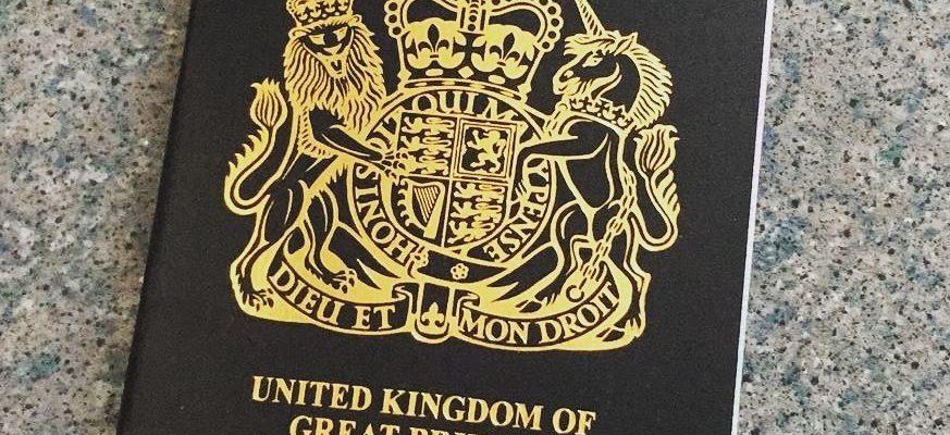 Passport renewal Coronavirus Lockdown