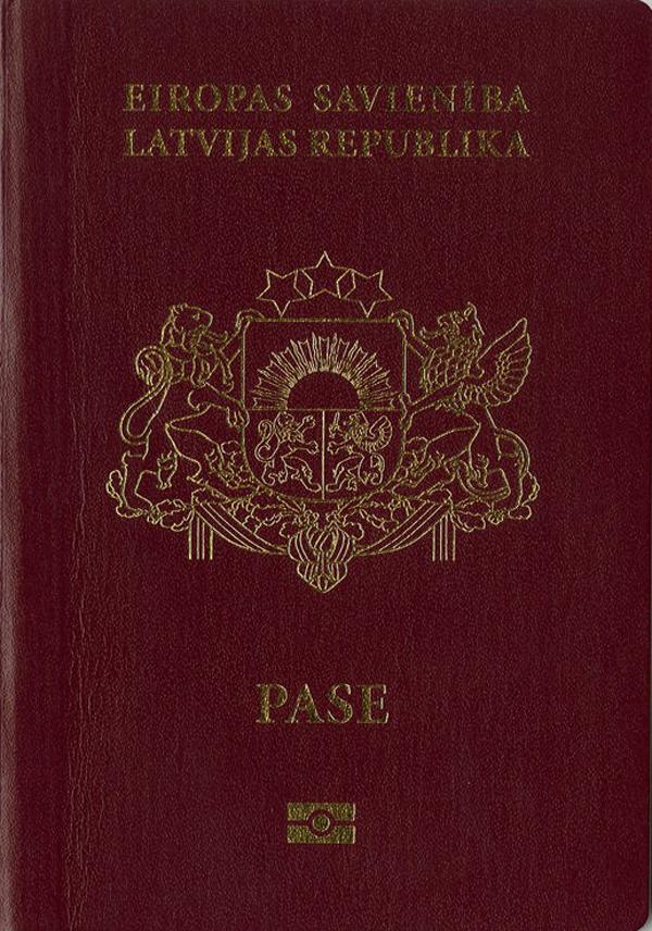 Buy Latvian passport online