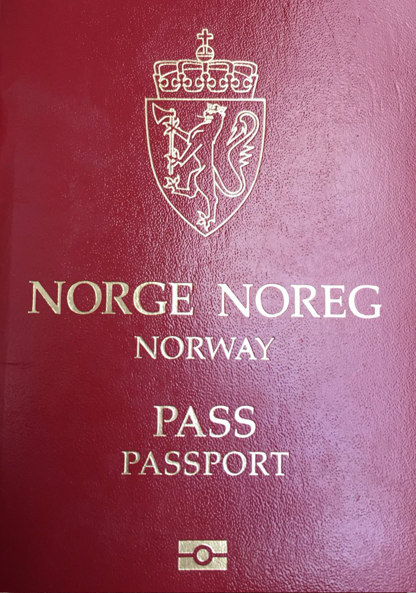 Buy Norwegian Passport online